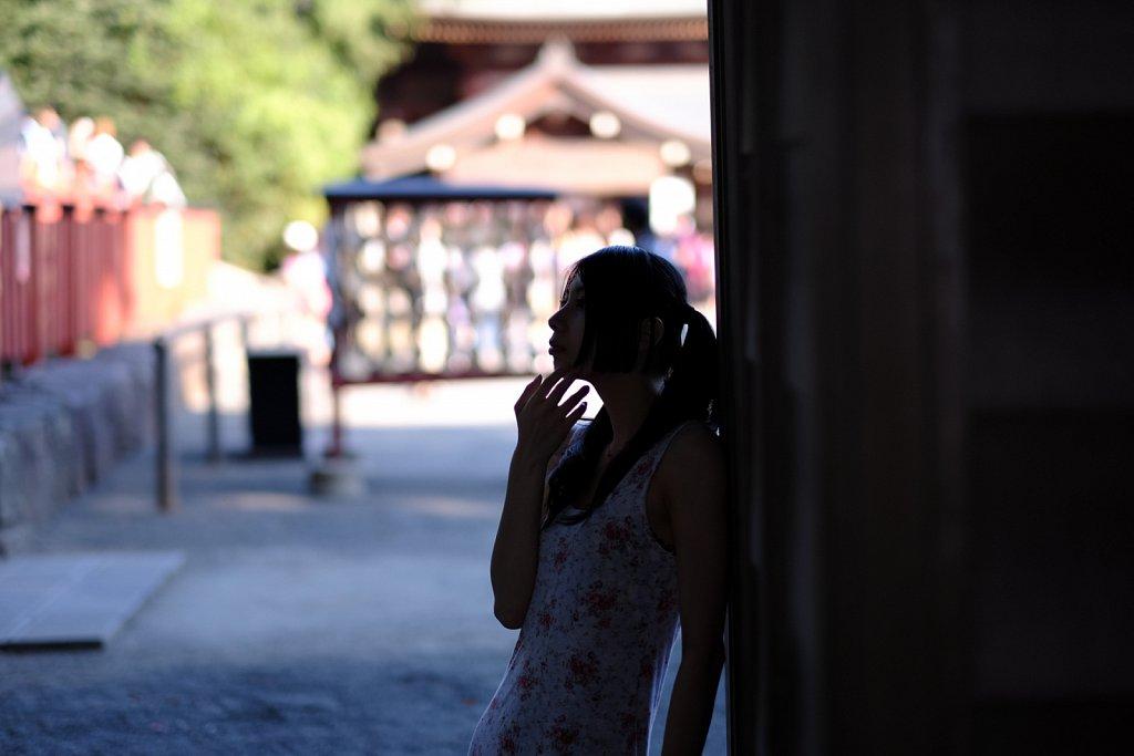 夏の終わりの鎌倉