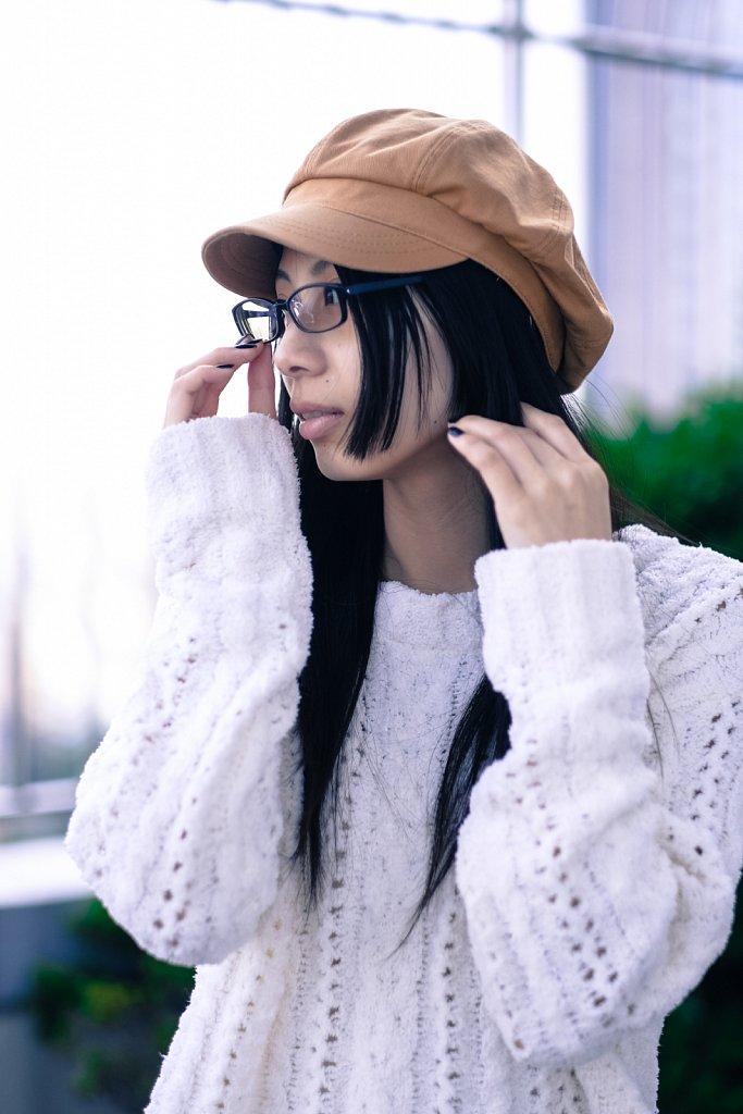 やっぱり眼鏡もかわいいよね